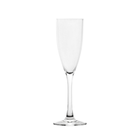 Champagne Flute (with markline print)