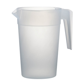 Pitcher white 1,5 L.
