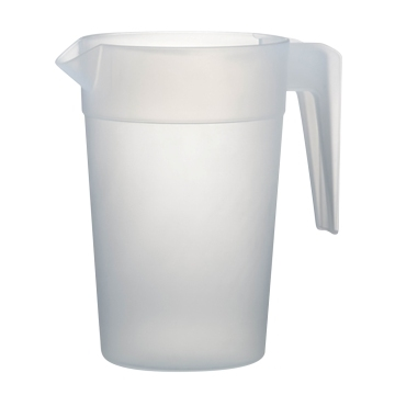 Pitcher White Frosted 1,5 L.